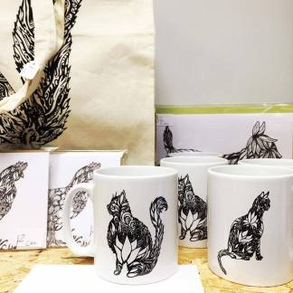 monochrome-cat-cups-and-prints-bauckham-designs-mia