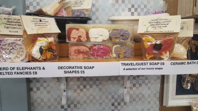soapy willow canterbury makers